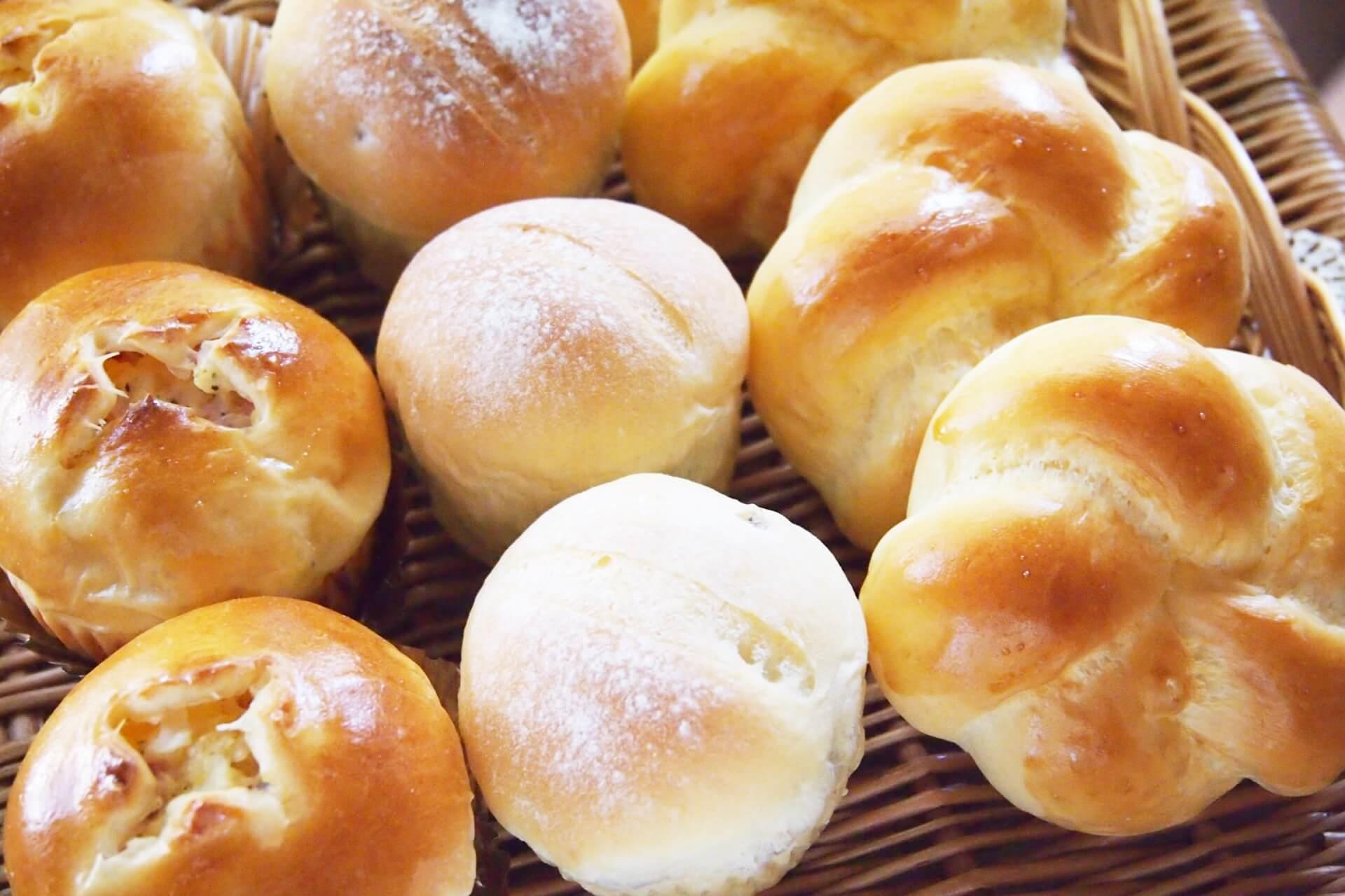 もち麦パン