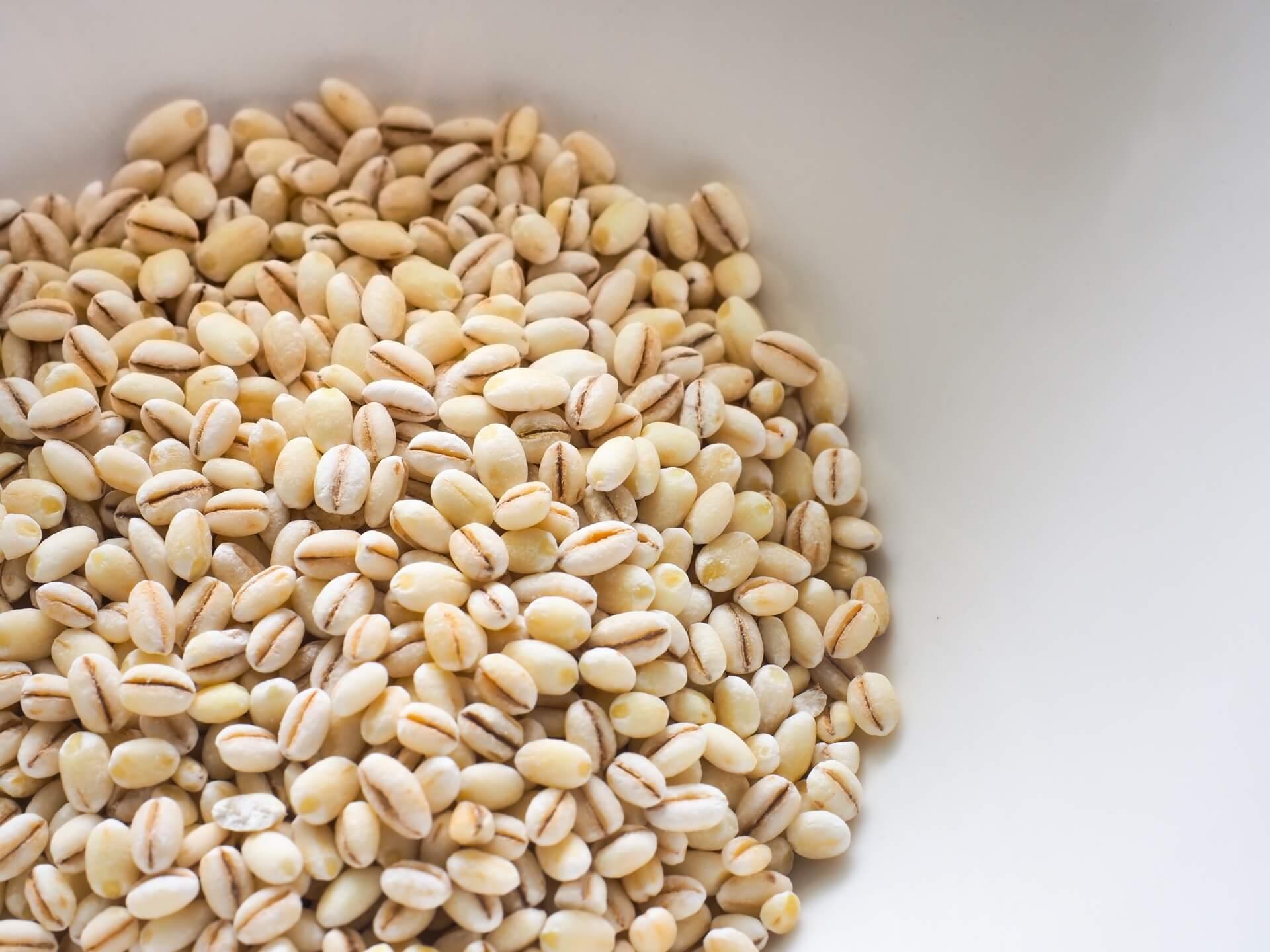 もち麦の成分とは