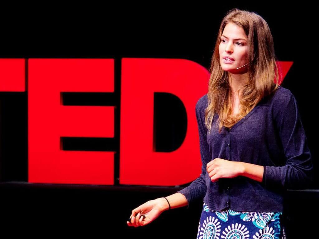 女性に見て欲しいTEDのプレゼンテーション