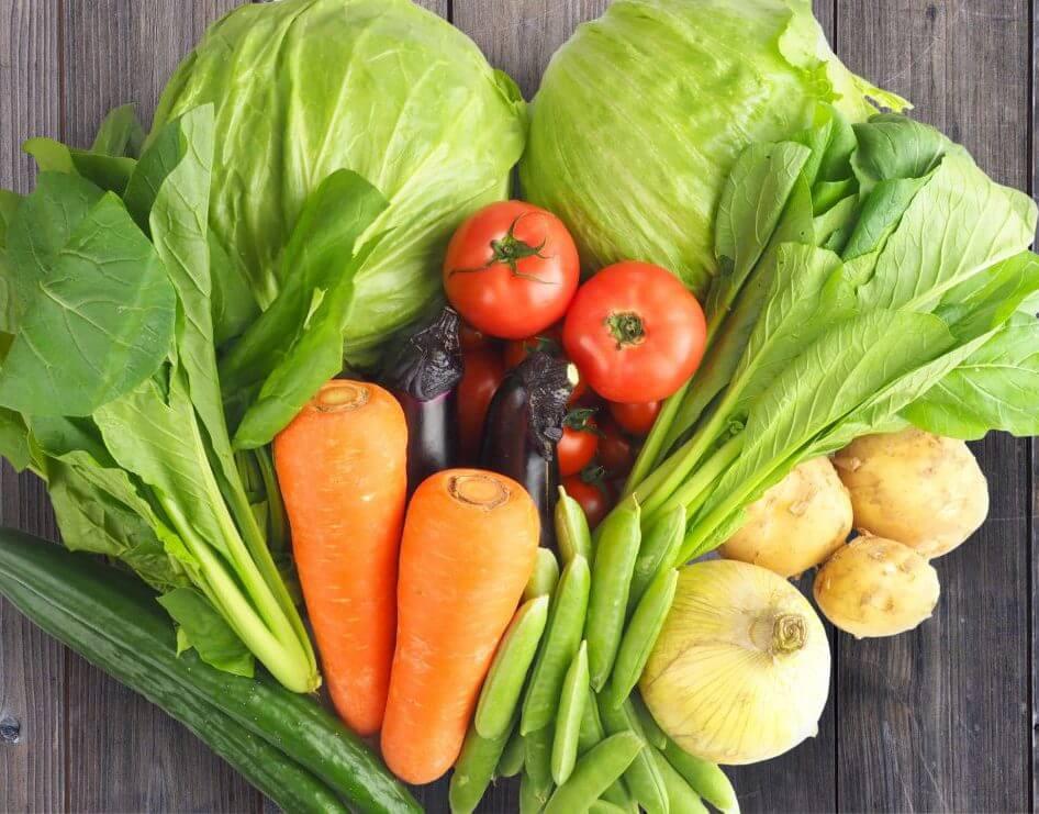 春野菜でダイエット